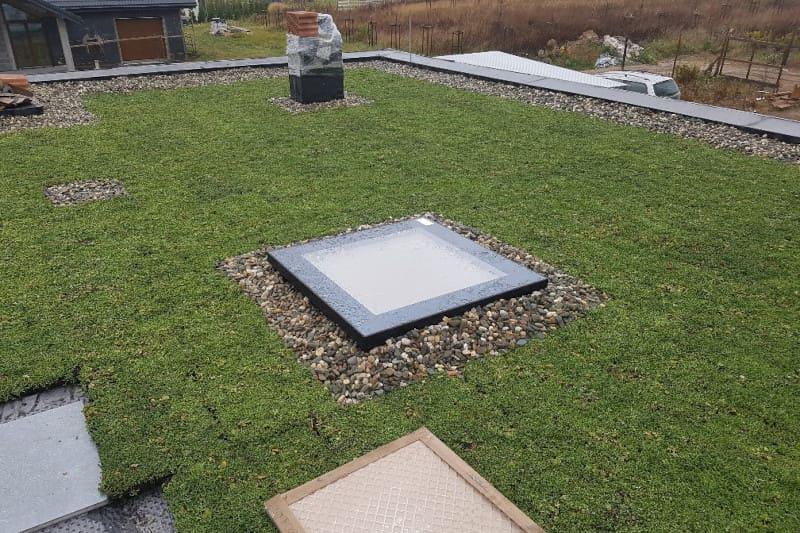 system zielonego dachu